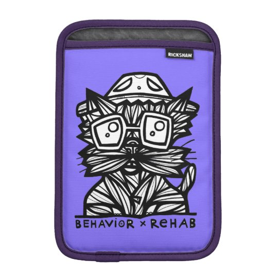 """Behaviour Rehab"" iPad Mini Soft Case"