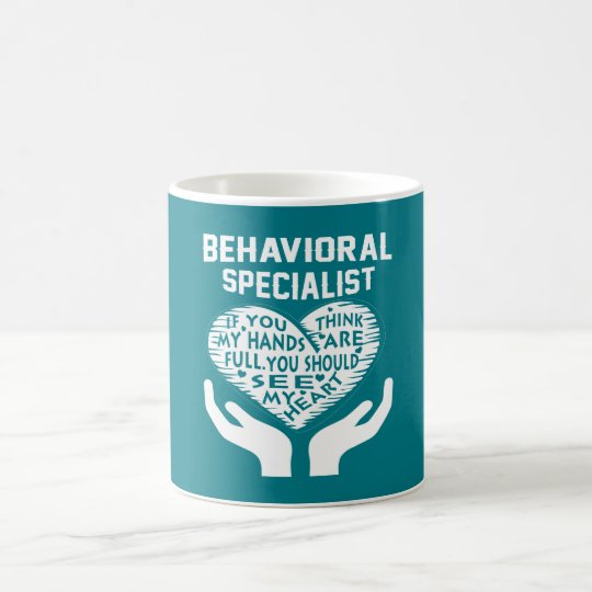 Behavioural Specialist Coffee Mug