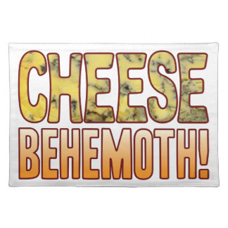 Behemoth Blue Cheese Placemats
