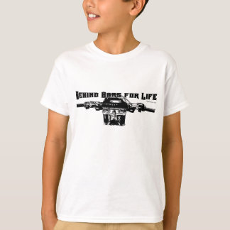 Behind Bars For Life – Motocross T-Shirt