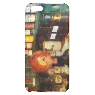 Behind the Counter at the Drugstore iPhone 5C Covers