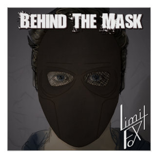 Behind The Mask Cover Poster