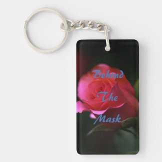 Behind The Mask Keychain