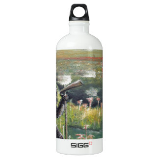 Behind the scenes-Morning broadcast-Custom Print! SIGG Traveller 1.0L Water Bottle