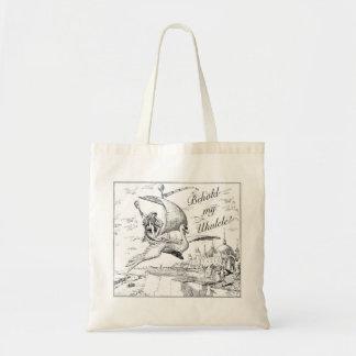 Behold My Ukulele Tote Bag