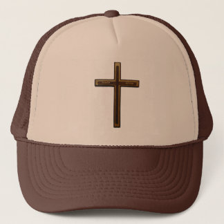 Behold the Cross Trucker Hat