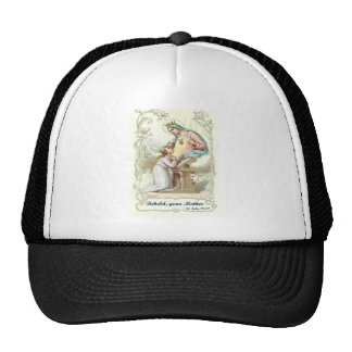 'Behold Your Mother' Blessed Virgin Mary Items Cap