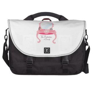 Beholder Of Beauty Laptop Shoulder Bag