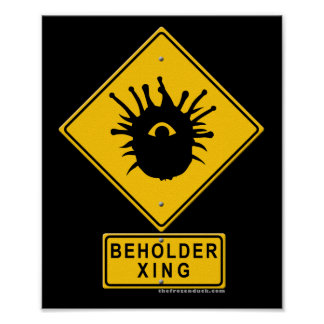 Beholder XING Posters