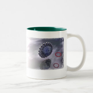 Beholder's Bounty Digital Art Mug