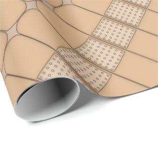Beige Adhesive Bandage-Nurses Wrapping Paper