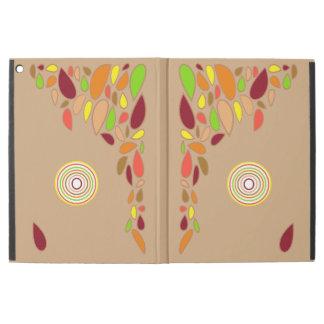Beige Autumn Themed iPad Pro Cover iPad Pro