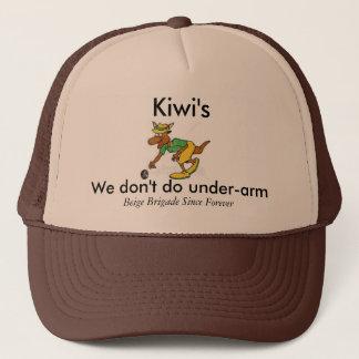 Beige Brigade Hat