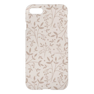 Beige pattern iPhone 8/7 case