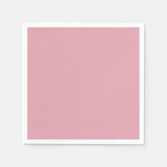 Beige Pink Dusty Antique Rose Colour Background Paper