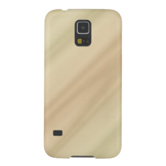Beige simple galaxy s5 cover