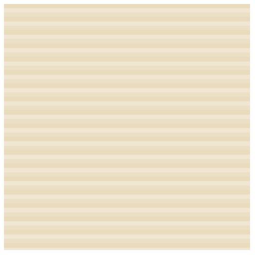 Beige Tan Colour Stripe Pattern. Photo Sculptures