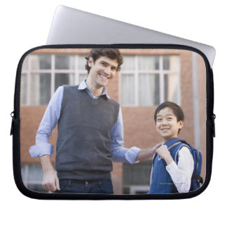 Beijing,China 3 Laptop Sleeve