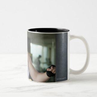 Beijing,China 8 Two-Tone Coffee Mug