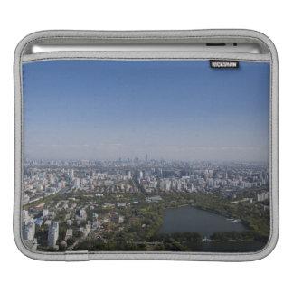 Beijing Cityscape iPad Sleeve