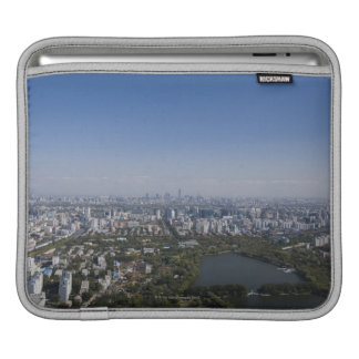 Beijing Cityscape Sleeves For iPads