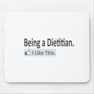 Being a Dietitian...I Like This Mouse Pad