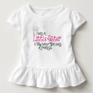 Being a Little Sister... Shirts