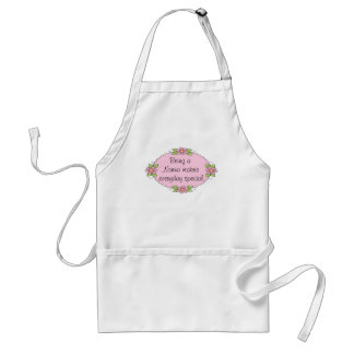 Being a Nonna makes everyday Special Standard Apron