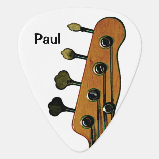 Being Bass Guitar Pick