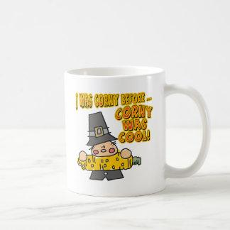 Being Corny Coffee Mug
