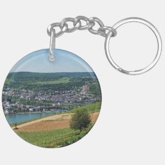 Being gene on the Rhine Key Ring