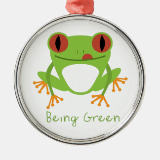 Being Green Ornaments