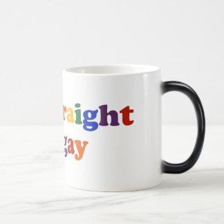 Being Straight... Morphing Mug