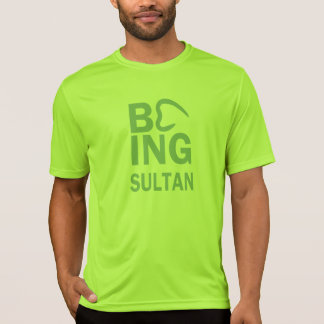 Being Sultan Men's Sport-Tek Competitor T-Shirt
