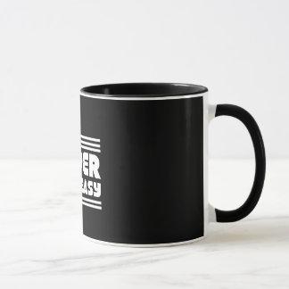 Being Super Ain't Easy Mug