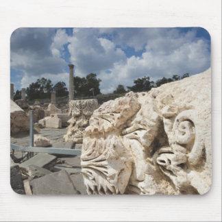 Beit She-An National Park, Roman-era ruins Mouse Mat