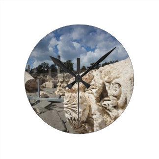Beit She-An National Park, Roman-era ruins Round Clock