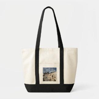 Beit She-An National Park, Roman-era ruins Tote Bag