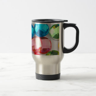 Bejeweled Bevy Of Beaded Buttons Mugs