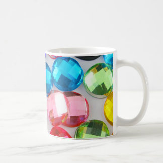 Bejeweled Bevy Of Beaded Buttons Coffee Mug