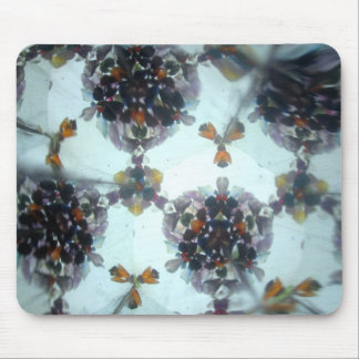 Bejeweled Kaleidescope 06 Mouse Pad