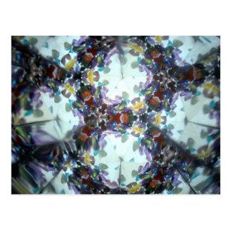 Bejeweled Kaleidescope 35 Post Cards