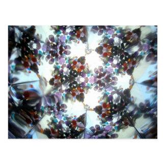 Bejeweled Kaleidescope 37 Post Cards