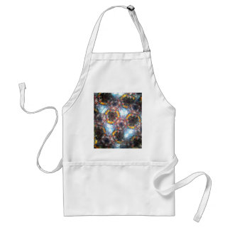 Bejeweled Kaleidescope for August Standard Apron