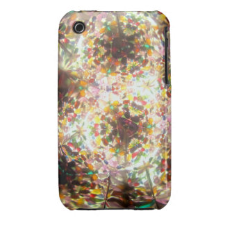 Bejeweled Kaleidescope for January iPhone 3 Case-Mate Cases