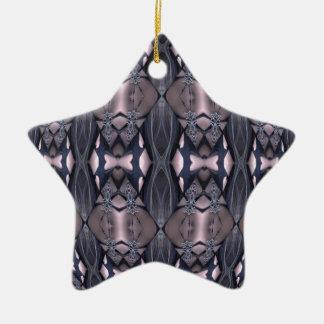 Bejewelled Belly Kaleidoscope Mandala Christmas Tree Ornament