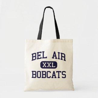 Bel Air - Bobcats - High School - Bel Air Maryland Tote Bags
