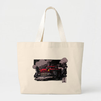Bel-Air. The corpse. Tote Bags