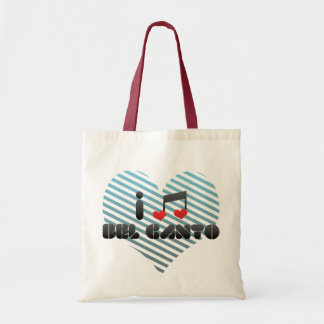 Bel Canto Tote Bags