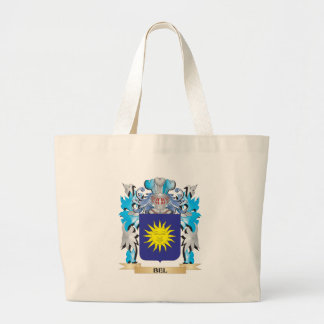 Bel Coat of Arms Canvas Bags